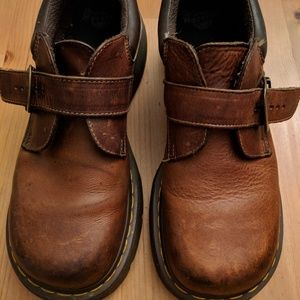 Dr Martens Oxford Buckle size 10